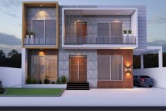 Home Designning, 3-D Views Plot # C-339 Bungalow 600 Square Yard At Gulistan-E-Jauhar Block-1
